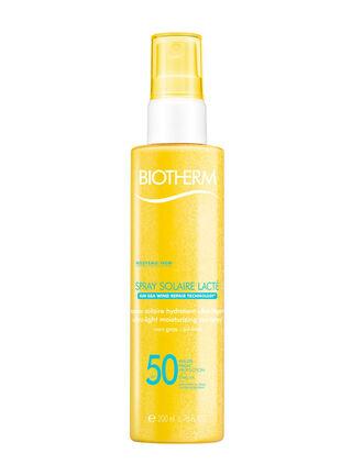 Bloqueador Sun Milky SPF 50 Spray 200 ml Biotherm,,hi-res