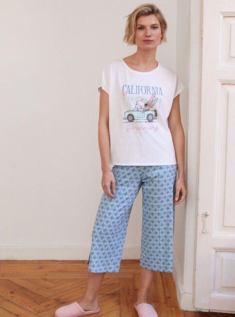 Pijama%20Dise%C3%B1o%20Capri%20Multilicense%20Souvenir%20Women'Secret%2CBlanco%2Chi-res