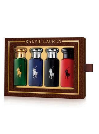 Set Perfume Ralph Lauren World of Polo EDT 4 x 30 ml,,hi-res