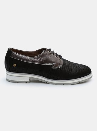 Zapato Victoria de Bocca VB5140 Piel Casual,Negro,hi-res