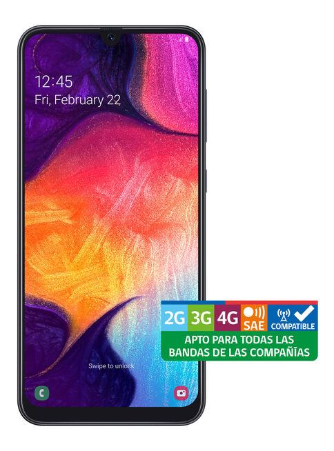 f7faae694e4 Smartphone Samsung Galaxy A50 Negro Liberado en Samsung | Paris