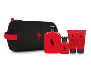 Set Perfume Ralph Lauren Polo Red EDT 125 ml,,hi-res