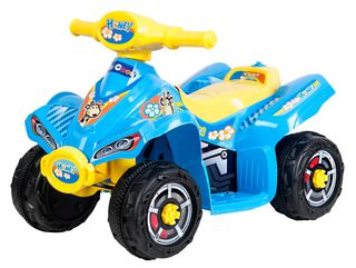Moto Batería Azul Kidscool,,hi-res