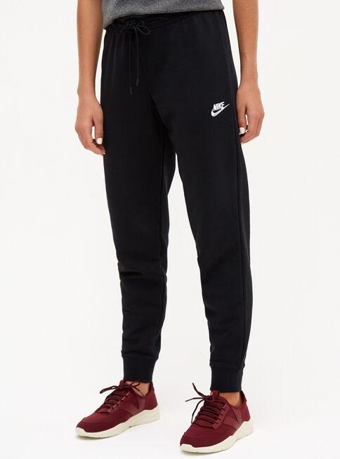 Complejo Sesión plenaria Honestidad  Pantalón Nike W NSW Essential Tight FT Mujer Negro - Calzas y Pantalones |  Paris.cl