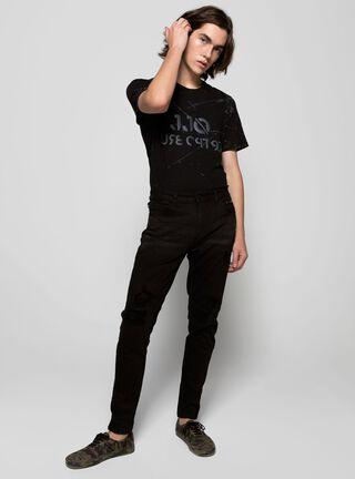 Jeans Cierres Alexis Collection JJO,Negro,hi-res