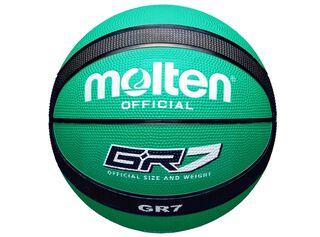 Pelota Básquetbol GR7 N°7 Molten,Verde Esmeralda,hi-res