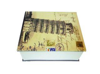 Caja Seguridad Diseño Libro Sohogar 18 x 12 cm,,hi-res
