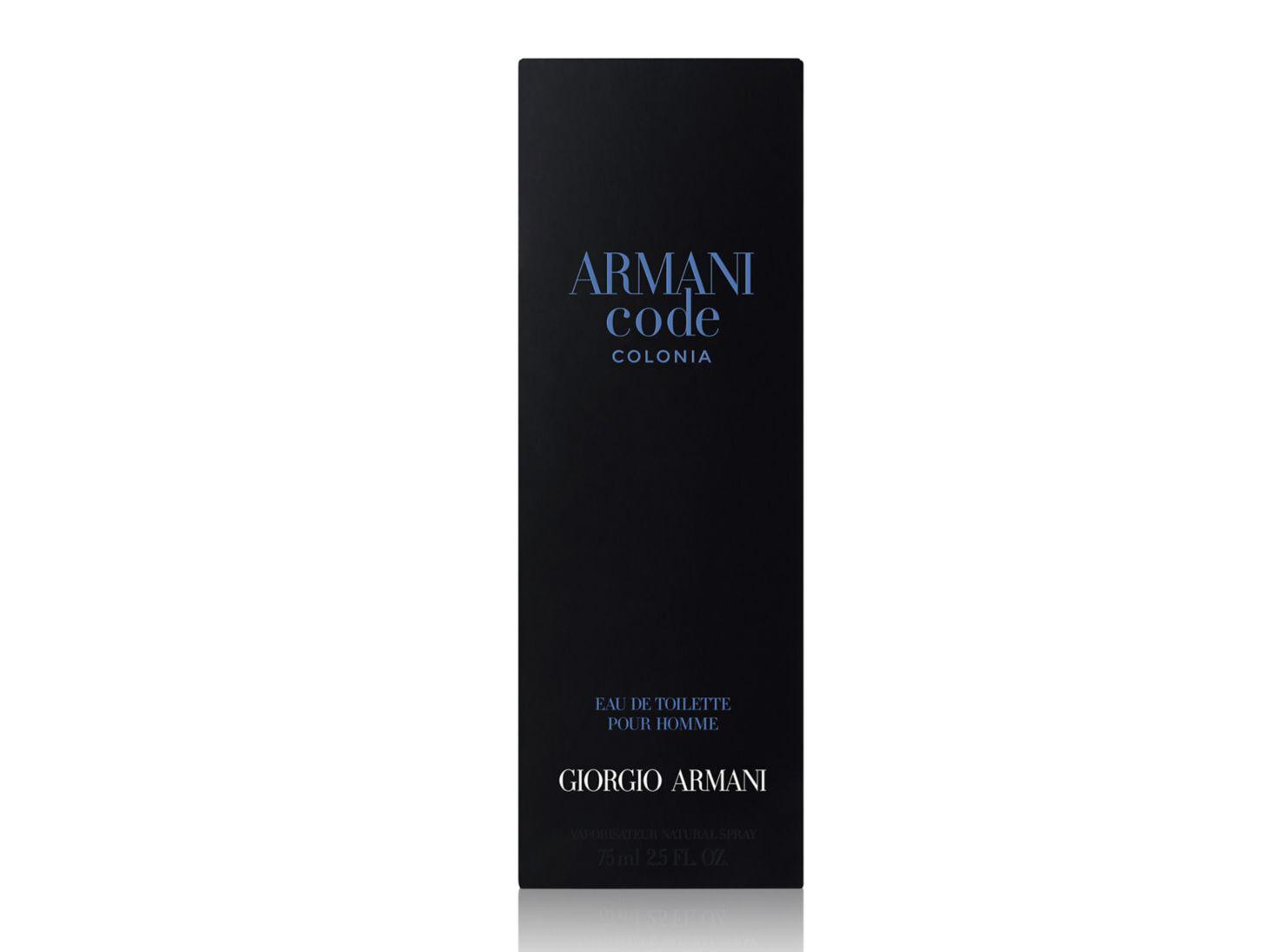 Armani Giorgio Colonia Code Perfumes Ml 75 En Perfume Hombre htQrBCsdxo