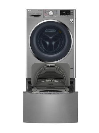 Lavadora Secadora Frontal LG WD11DBS6D 11Kg/7Kg + Lavadora Mini TWINWash WD2100VM,,hi-res