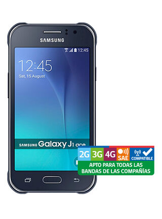 """Smartphone Samsung J1 Ace LTE 4.3"""" Negro Wom,,hi-res"""