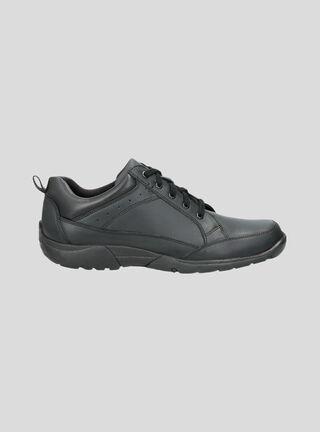 Zapato Guante 1216 Escolar Niño,Negro,hi-res