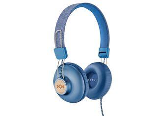 Audífonos Marley Positive Vibration 2 Azul,,hi-res