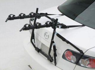 Porta Bicicletas HollyWood Black,Negro,hi-res