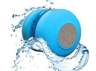 Xtreme Parlante Bluetooth Ducha,Azul,hi-res