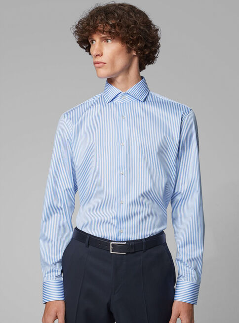 Camisa%20rayas%20Regular%20Fit%20Gordon%20Boss%2CAzul%20Petr%C3%B3leo%2Chi-res