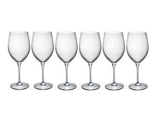 Set 6 copas vino tinto Premium 590ml Bormioli,,hi-res