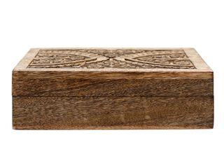 Caja Tallada Sarah Miller 21.5 x 14 x 6.5 cm,Único Color,hi-res