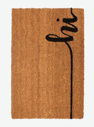Pisapies Diseños Letras e Idiomas Attimo 40 x 60 cm,Diseño 8,hi-res