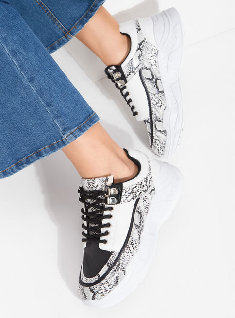 Zapatilla%20Urbana%20Opposite%20Mujer%20Snake%2CGris%2Chi-res