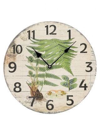 Reloj Botánico 34 x 34 x 4.5 cm Attimo,,hi-res