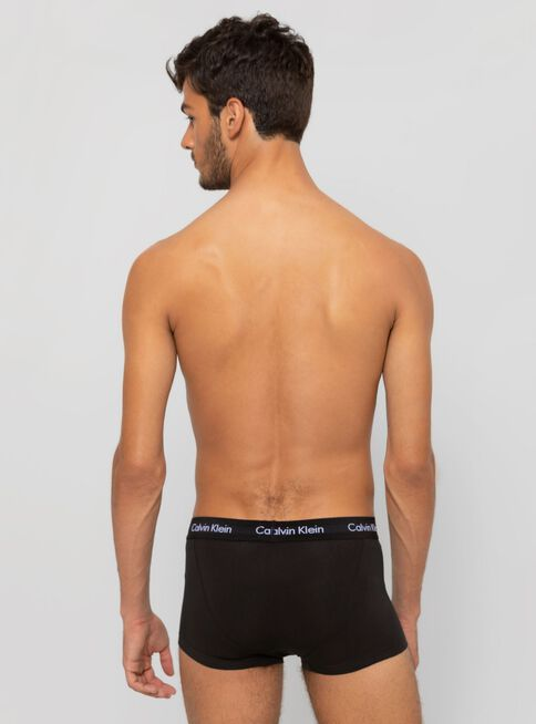 Boxer%20Low%20Rise%20Trunk%20Algod%C3%B3n%20Pack%203%20Calvin%20Klein%2CNegro%2Chi-res