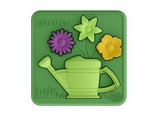 Puzzle 4 Piezas Jardín Verde Green Toys,,hi-res