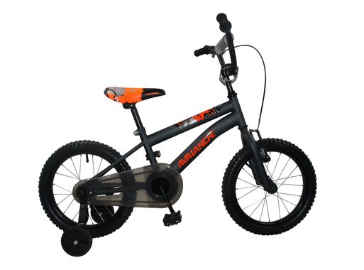 Bicicleta%20de%20Aprendizaje%20Avalanche%20Infantil%20Aro%2016%22%20Bronco%2CGris%20Perla%2Chi-res