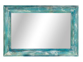 Espejo Ranco Azul Attimo 60 x 40 cm,,hi-res