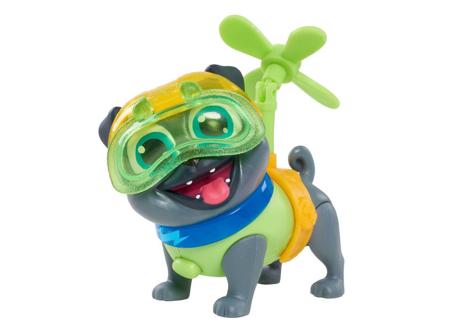Bingo de Misión Puppy Dog Pals Disney - Figuras Articuladas  f542d553427