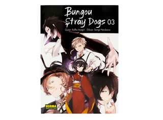 Comics Norma Bungou Stray Dogs 3,,hi-res