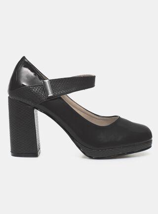 Zapato Sei 23182I Vestir,Negro,hi-res