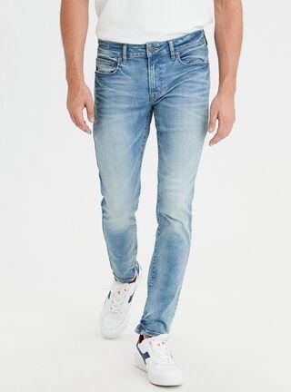 Jeans Skinny Ne(X)T Level American Eagle,Celeste,hi-res