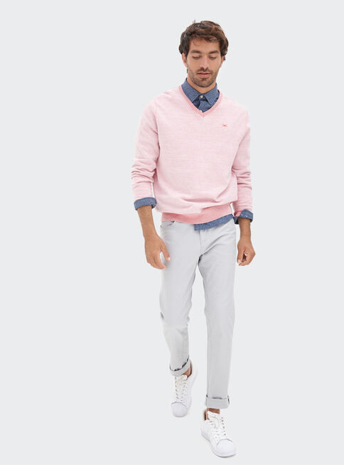 Sweater%20Cuello%20V%20Liso%20Legacy%2CGranate%2Chi-res