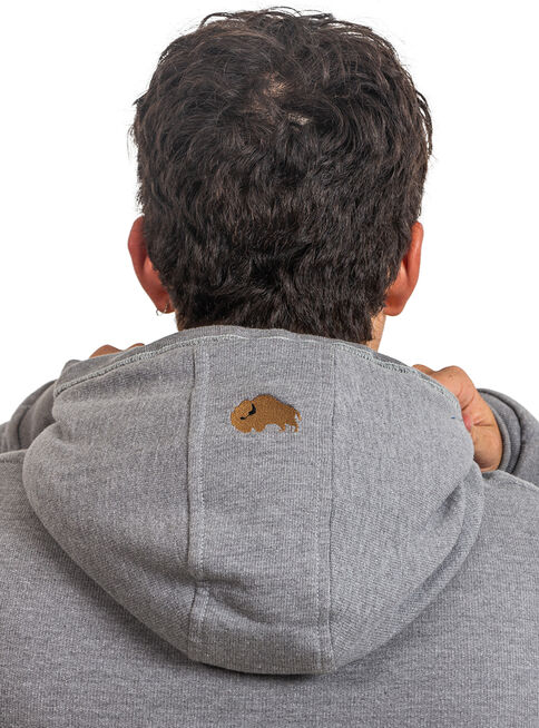Poler%C3%B3n%20Chiporro%20Casual%20Zipper%20Buffalo%2CGris%2Chi-res