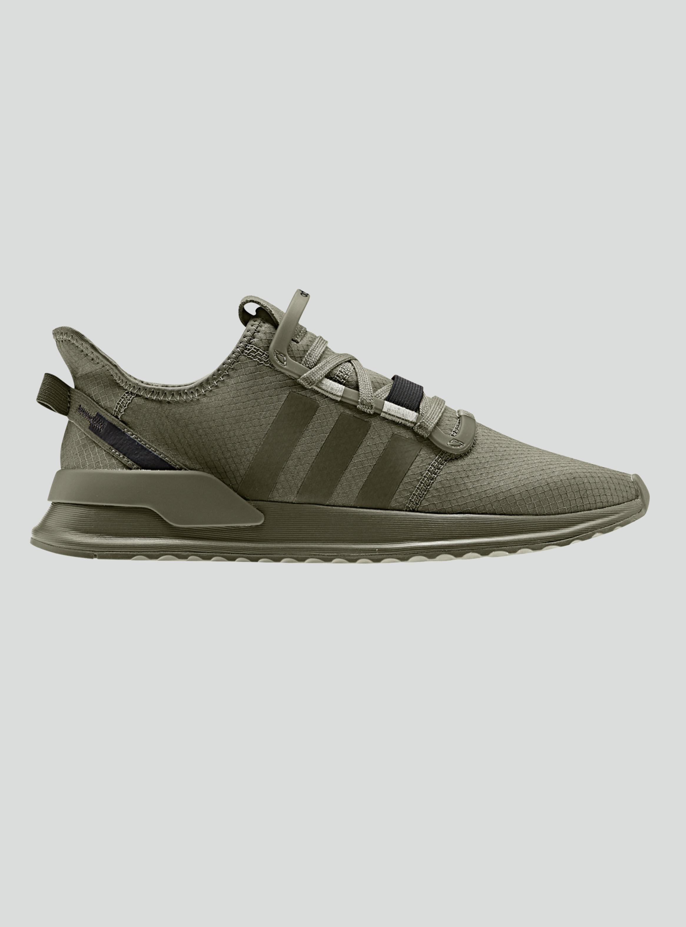 zapatillas adidas hombres verde militar