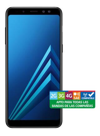 "Smartphone Samsung Galaxy A8 5.6"" Negro Liberado,,hi-res"