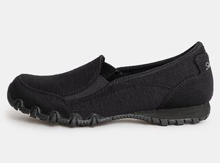 Zapato Skechers Bikers Lounger Loafer Mujer,Negro,hi-res