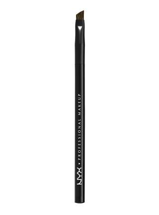 Brocha de Ojos Pro Angled Brush NYX Professional Makeup,,hi-res