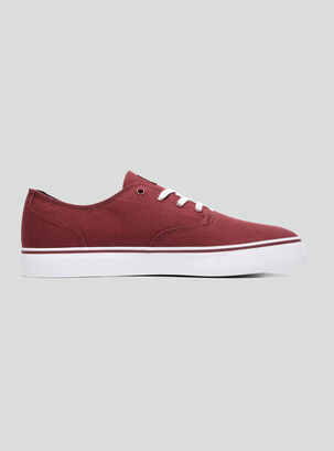 f2f88e5769a Zapatilla Skate DC Shoes Flash Burdeo