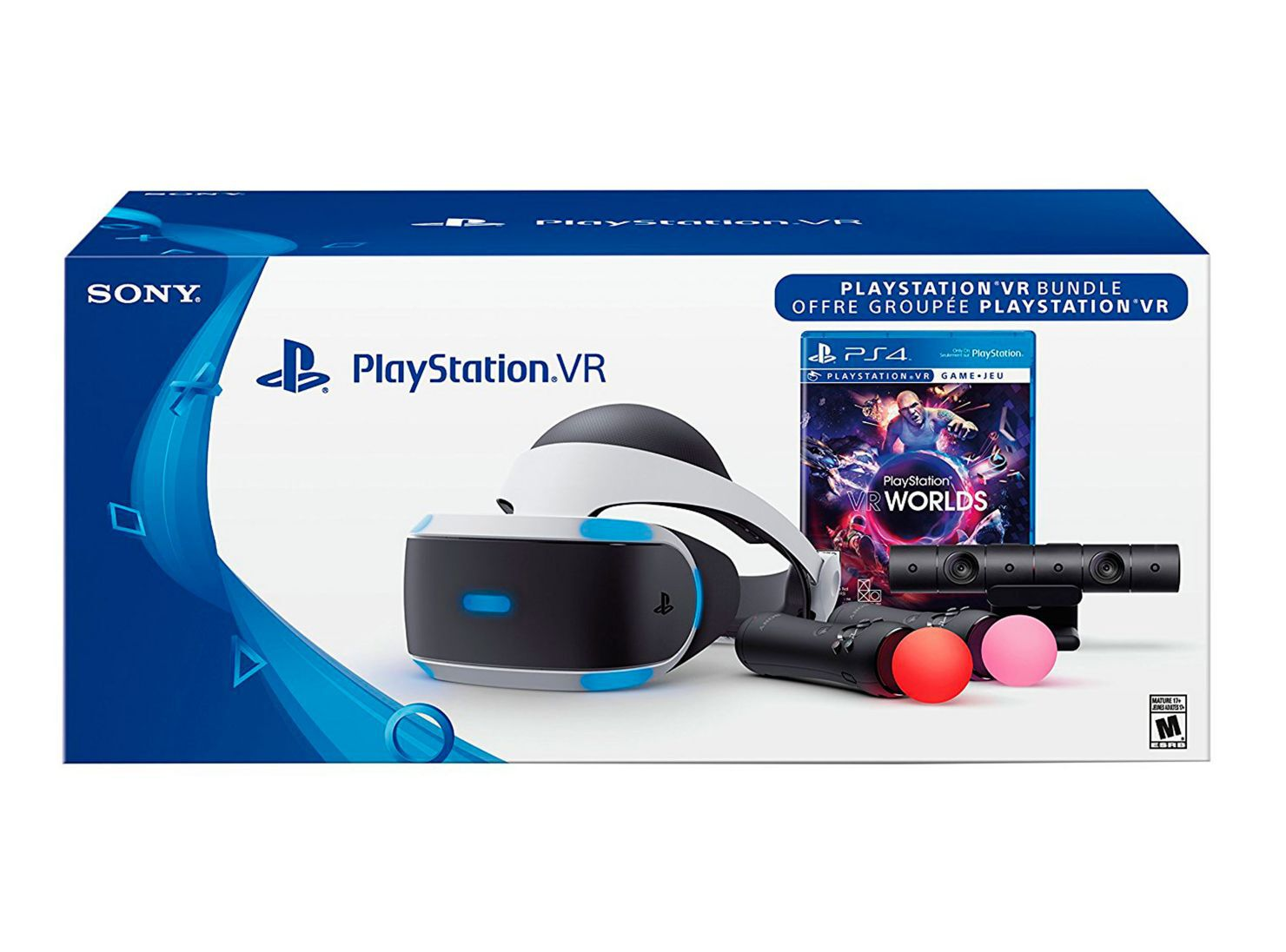 Playstation Vr Bundle Ps4 Juegos Ps4 Y Vr Paris