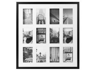 Marco de Fotos Collage x 12 Attimo,Negro,hi-res