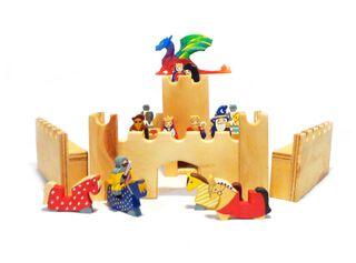 Castillo la Torre y el Dragón Había una Vez un Zorro,,hi-res
