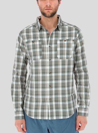 Camisa Lifestyle Gris Merrell,Gris,hi-res