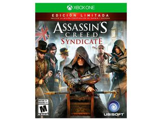 Juego Xbox One Assassín´s Creed Syndicate,,hi-res
