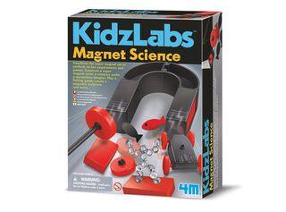Laboratorio de Ciencia Imán Magnético 4M,,hi-res