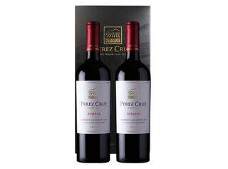 Pack 2 Vinos Perez Cruz Reserva Cabernet Sauvignon 750 cc,,hi-res