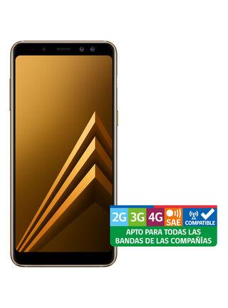 """Smartphone Samsung Galaxy A8 5.6"""" Dorado Liberado,,hi-res"""