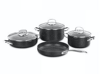 Batería de Cocina Galaksi 7 piezas Korkmaz,,hi-res
