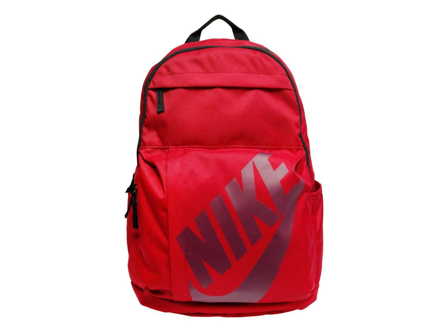 f718836bf Mochila Nike Elemental Hombre Roja en Mochilas Escolares | Paris