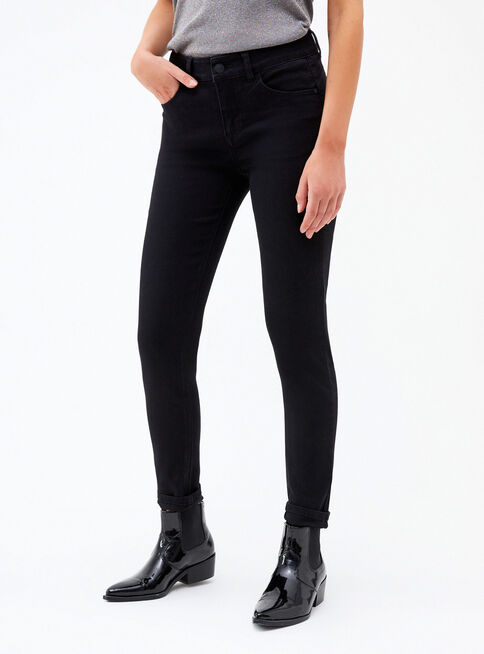 Jeans%20B%C3%A1sico%20Push%20Up%20Foster%2CNegro%2Chi-res